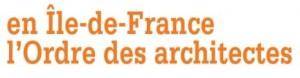 en Île-de-France l'Ordre des architectes