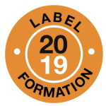 Logo label 2019