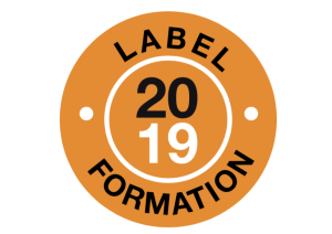 Logo label 2019